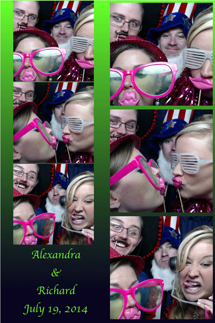 Alexandra and Richard Jul 19 2014 Compressed
